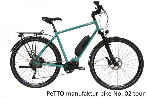 PeTTO manufaktur bike No. 02 TOUR
