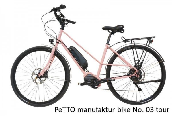 PeTTO manufaktur bike No. 03 mixte
