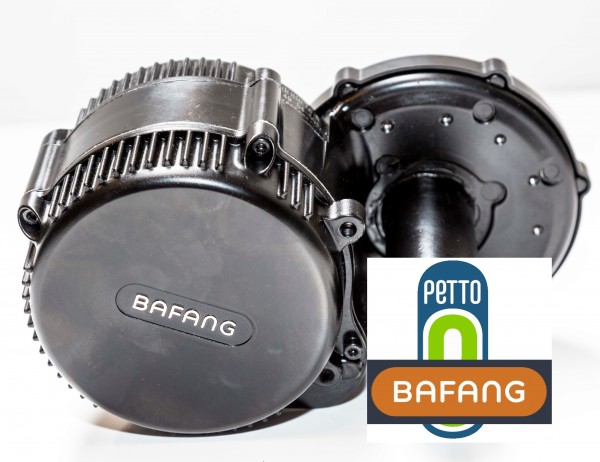 PeTTO Bafang BBS-01B mit E-Stufe Umbausatz ohne Batterie