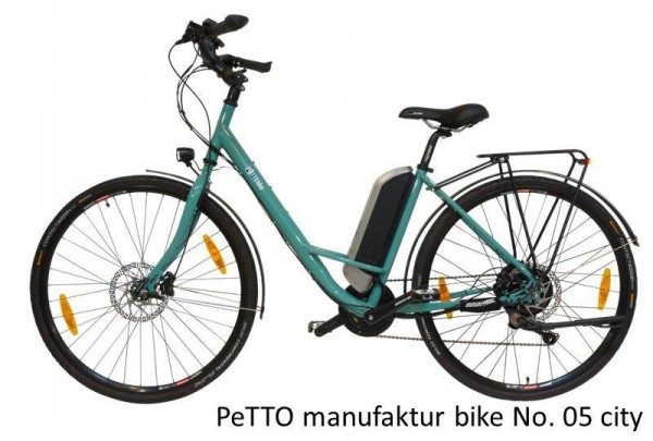 PeTTO manufaktur bike No. 05
