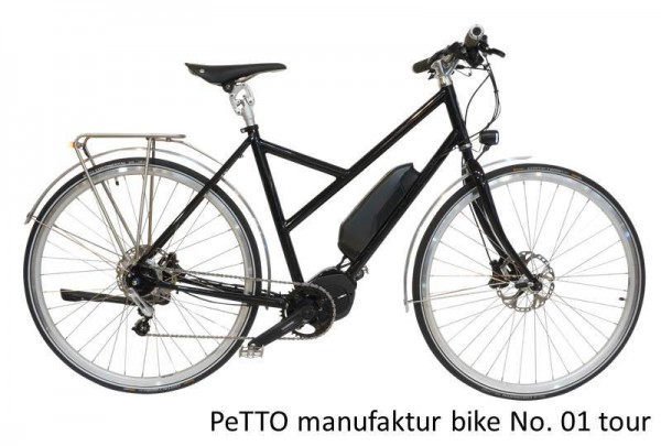 PeTTO manufaktur bike No. 01 TOUR