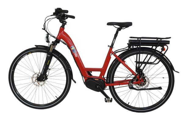 Vorführrad PeTTO City Tourenbike Alfine 8-Gang (x27)